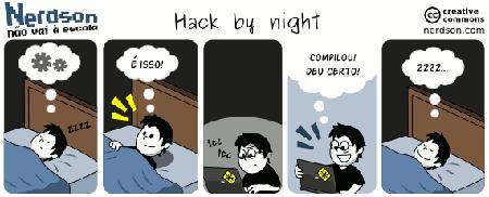 O sono diário do Linuxpoa .. E do Nerdson também!